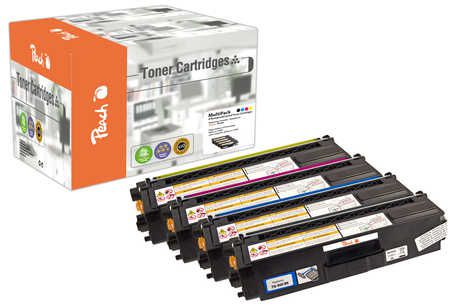 Peach Multipack , compatible avec ID-Fabricant: TN-900 Brother HLL 9200 CDWT