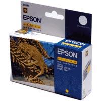 Original Cartouche d'encre jaune originale ID-Fabricant: T0344 Epson Stylus Photo 2200