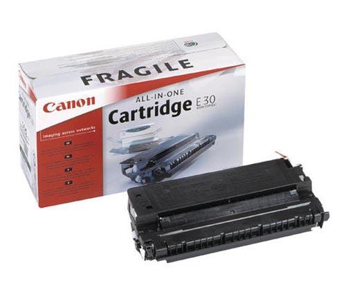 Original Cartouche de toner noir originale ID-Fabricant: E30 Canon FC 290 Series