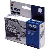 Original Cartouche d'encre noire claire originale ID-Fabricant: T0347 Epson Stylus Photo 2200