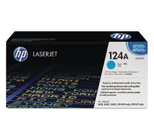 Original Cartouche de toner cyan originale ID-Fabricant: No. 124A, Q6001A HP Color LaserJet 2600