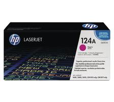 Original Cartouche de toner magenta originale ID-Fabricant: No. 124A, Q6003A HP Color LaserJet 2600