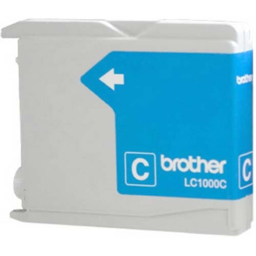 Original Cartouche d'encre cyan originale ID-Fabricant: LC-1000C Brother DCP-130 C
