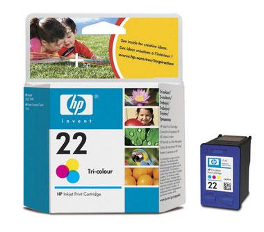 Original Cartouche d'encre couleur originale HP OfficeJet 4625