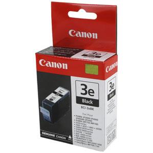 Original Cartouche d'encre noire originale ID-Fabricant: BCI-3e bk Canon BJC 6000