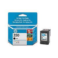 Original Cartouche d'encre noire originale ID-Fabricant: No. 350, CB335EE HP OfficeJet J 5780
