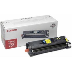 Original Cartouche de toner magenta originale ID-Fabricant: 701 m Canon Lasershot LBP-5200