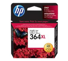 Original Cartouche d'encre photo noire originale, grande capacité ID-Fabricant: No. 364XL, CB322EE HP PhotoSmart C 5390