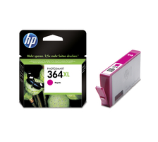 Original Cartouche d'encre magenta originale, grande capacité ID-Fabricant: No. 364XL, CB324EE HP PhotoSmart Premium C 410 Series