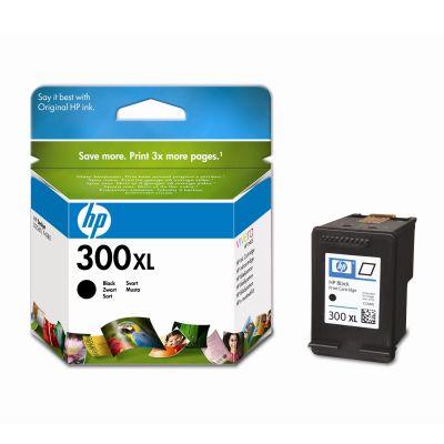 Original Cartouche d'encre noire originale ID-Fabricant: No. 300XL, CC641EE HP DeskJet F 4435