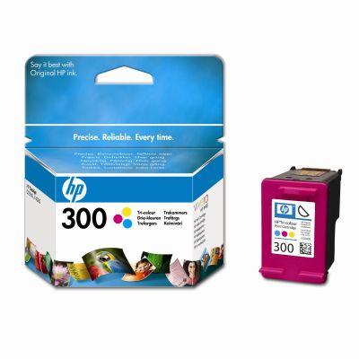 Original Cartouche d'encre couleur originale ID-Fabricant: No. 300, CC643EE HP DeskJet F 4435
