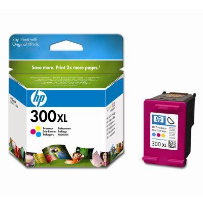 Original Cartouche d'encre couleur originale ID-Fabricant: No. 300XL, CC644EE HP DeskJet F 4435