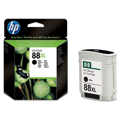 Original Cartouche d'encre noire originale HP OfficeJet Pro K 550
