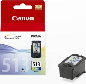 Original Cartouche d'encre couleur originale ID-Fabricant: CL-513 Canon Pixma MP 240