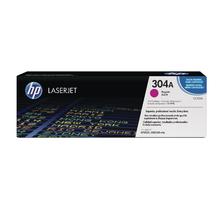 Original Cartouche de toner magenta originale ID-Fabricant: No. 304A, CC533A HP Color LaserJet CP 2025 N