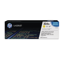 Original Cartouche de toner jaune originale HP Color LaserJet CP 2027 Series