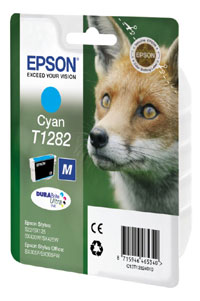 Original Cartouche d'encre cyan originale Epson Stylus Office BX 305 F