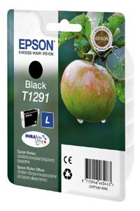 Original Cartouche d'encre noire originale Epson WorkForce 525