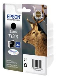 Original Cartouche d'encre noire originale Epson Stylus Office BX 625 FWD