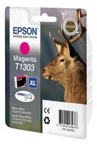 Original Cartouche d'encre magenta originale Epson Stylus Office BX 625 FWD
