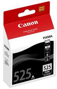 Original Cartouche d'encre noire originale ID-Fabricant: PGI-525 Canon Pixma MG 5150