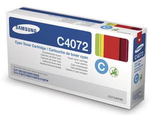 Original Cartouche de toner cyan originale ID-Fabricant: CLT-C4072 Samsung CLP-320 N