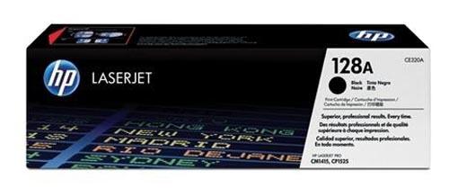 Original Cartouche de toner noir originale ID-Fabricant: No. 128A, CE320A HP LaserJet Pro CP 1525