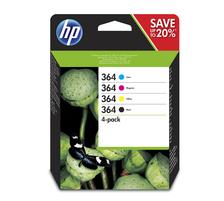 Original Pack combiné des cartouches d'encre originales noire et couleur, ID-Fabricant: No. 364, N9J73AE HP PhotoSmart Premium C 410 Series