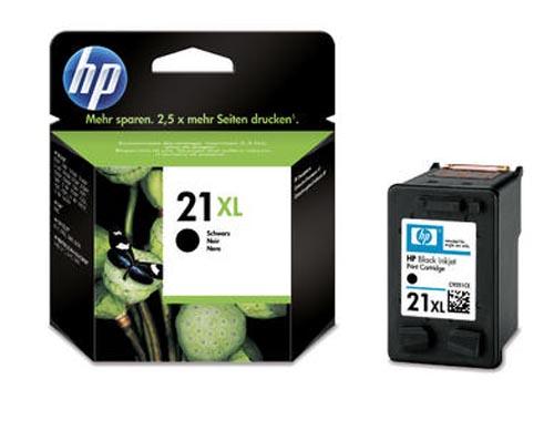 Original Cartouche d'encre noire originale, ID-Fabricant: No. 21XL, C9351CEE HP OfficeJet 4625