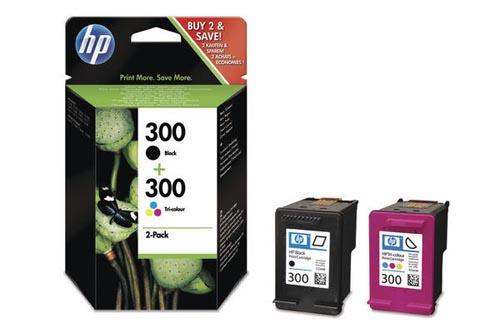 Original Pack combiné des cartouches d'encre originales noire et couleur HP DeskJet F 4435