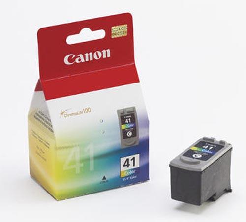Original Cartouche d'encre couleur originale, ID-Fabricant: CL-41 Canon Pixma IP 1600