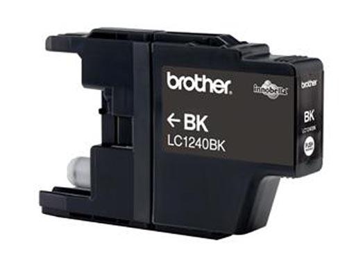 Original Cartouche d'encre noire originale, ID-Fabricant: LC-1240 bk Brother MFCJ 6510 DW