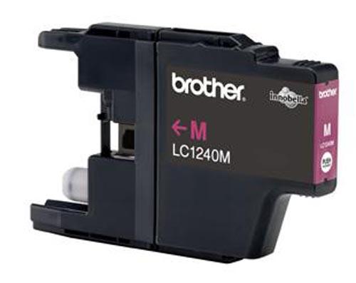 Original Cartouche d'encre magenta originale,  ID-Fabricant: LC-1240 m Brother MFCJ 6510 DW