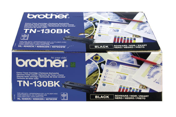 Original Cartouche de toner noir originale ID-Fabricant: TN-135BK Brother HL-4040 CN
