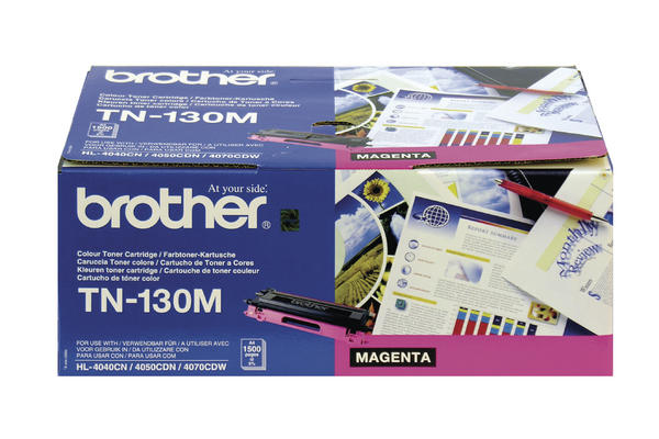 Original Cartouche de toner magenta originale ID-Fabricant: TN-135M Brother HL-4040 CN