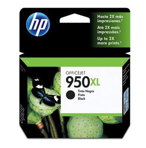 Original Cartouche d'encre noire originale ID-Fabricant: No. 950XL, CN045AE HP OfficeJet Pro 251 dw