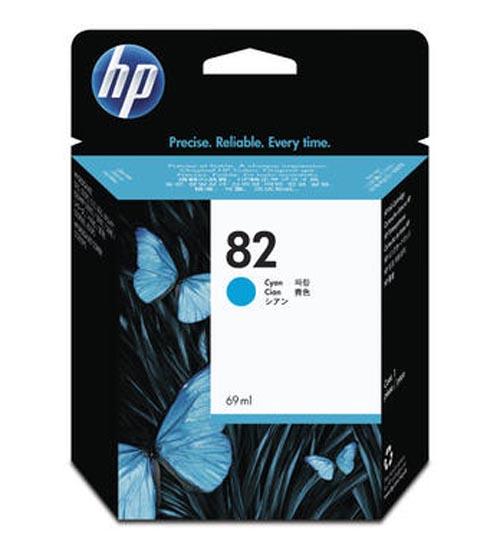 Original Cartouche d'encre cyan originale HP DesignJet 500 E