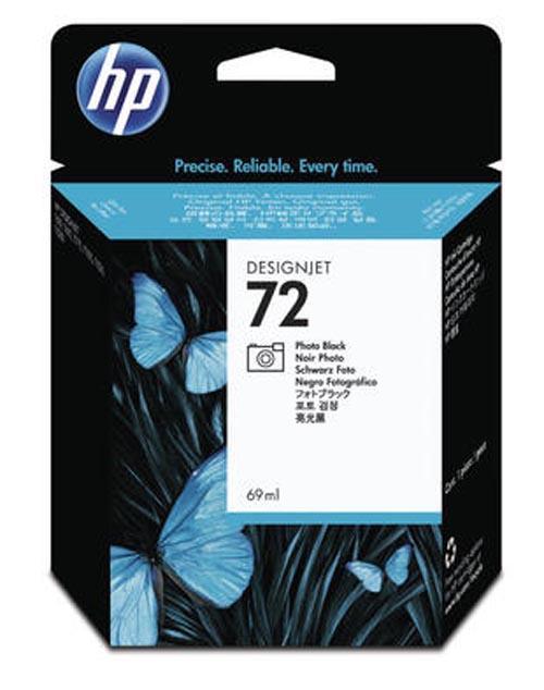 Original Cartouche d'encre photo noire originale HP DesignJet T 1100 44 Inch