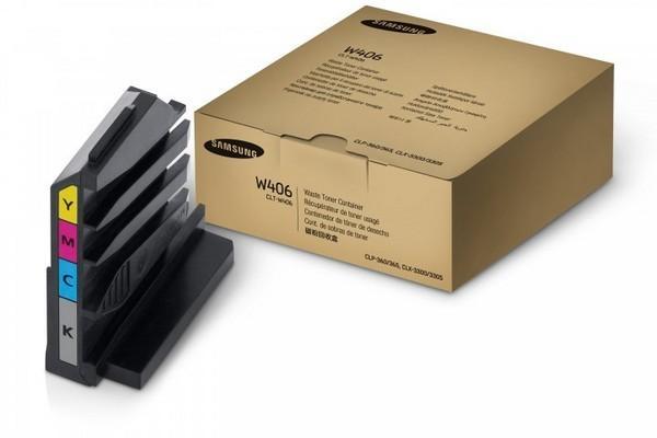Original Bouteille de toner usage originale ID-Fabricant: CLT-W406 Samsung CLP-360 N
