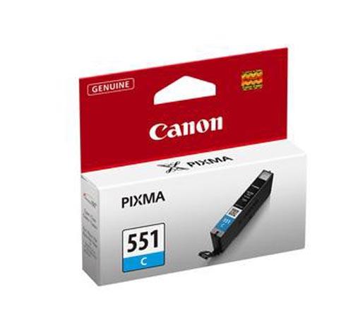 Original Cartouche d'encre cyan originale Canon Pixma MX 725