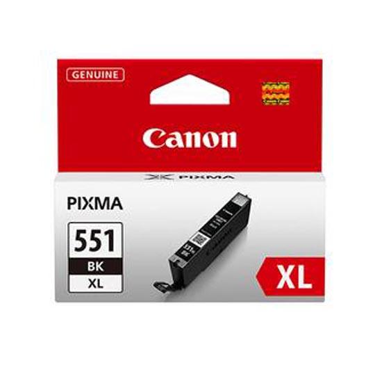 Original Cartouche d'encre noire originale, XL Canon Pixma MX 725