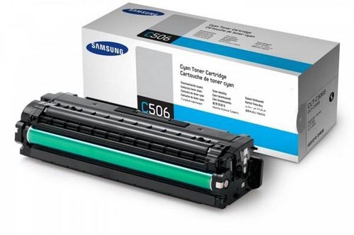 Original Cartouche toner original HY, cyan ID-Fabricant: CLT-C506L Samsung CLP-680 Series