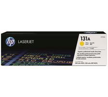 Original Cartouche de toner jaune originale ID-Fabricant: No. 131A, CF212A HP LaserJet Pro 200 color M 276 nw