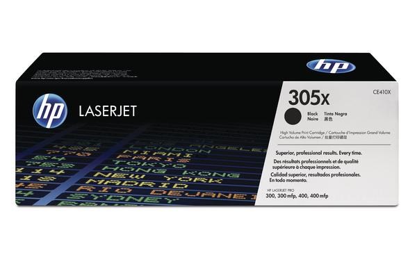 Original Cartouche toner original HY, noir ID-Fabricant: No. 305X, CE410X HP LaserJet Pro 400 color M 451 dn