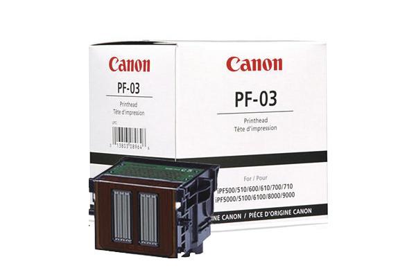 Original Tête d'impression originale Canon imagePROGRAF IPF 500