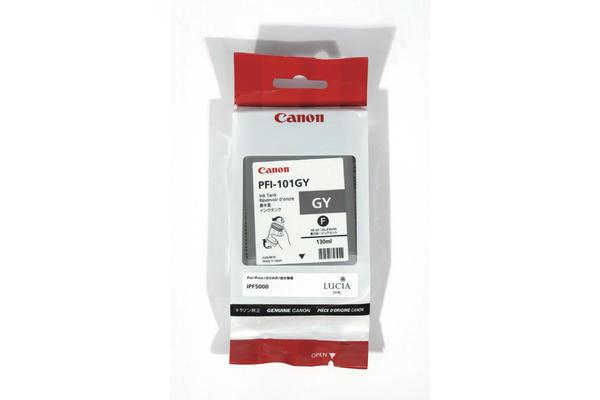 Original Cartouche d'encre grise originale Canon imagePROGRAF IPF 5000