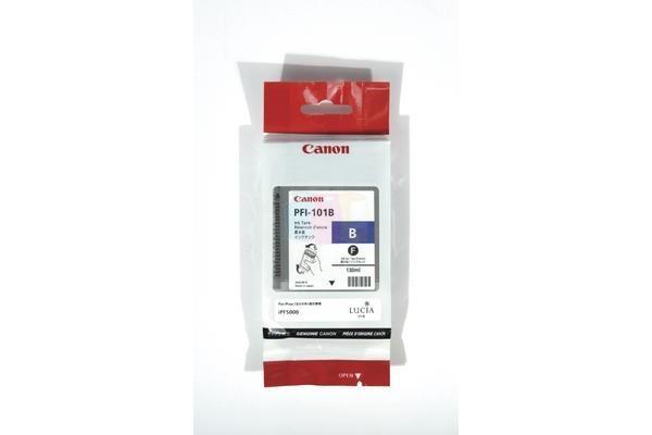 Original Cartouche d'encre bleue originale Canon imagePROGRAF IPF 5000