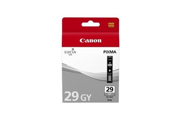 Original Cartouche d'encre grise originale Canon Pixma Pro 1