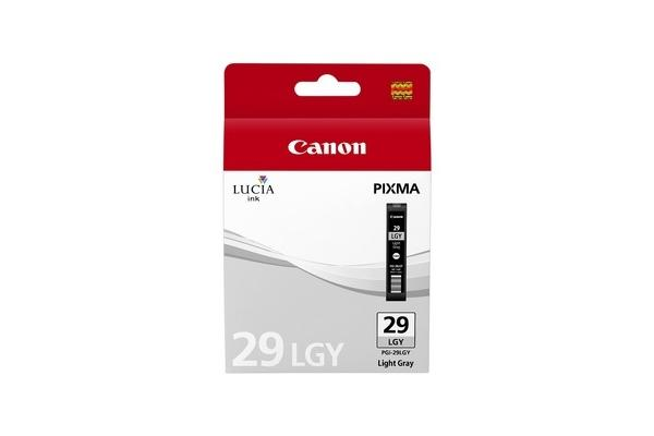 Original Cartouche d'encre originale, gris clair Canon Pixma Pro 1