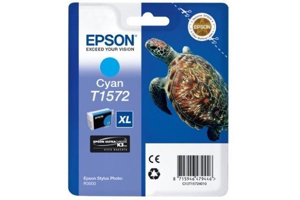 Original Cartouche d'encre cyan originale Epson Stylus Photo R 3000